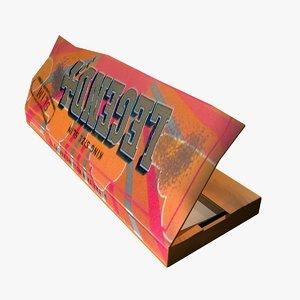 3ds max cigarette papers rizla