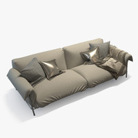 Photorealistic Chat Sofa