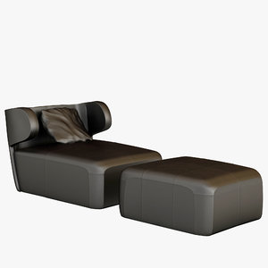max ceccotti dc100 chair footstool