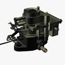 carburetor 3D models