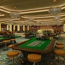 casino interior 3D models