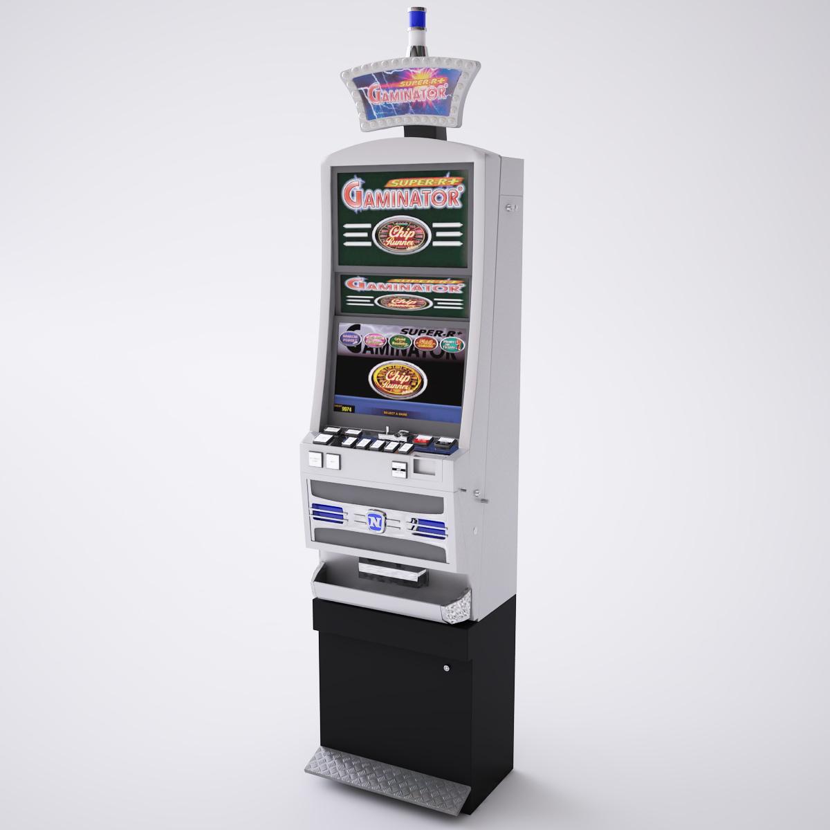 Игровые автоматы нового поколения