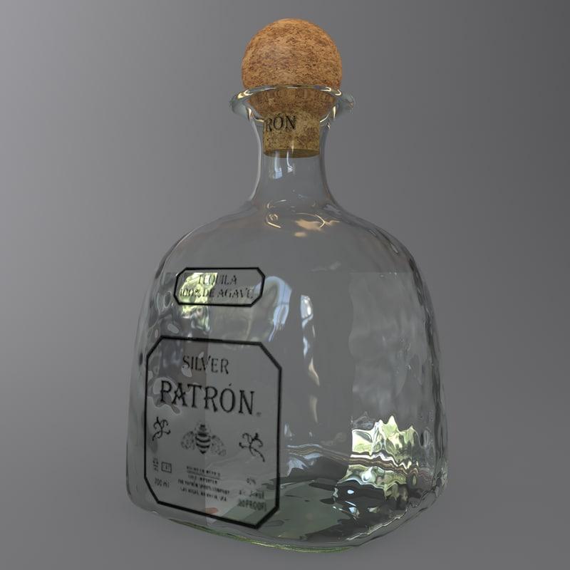 patron bottle max