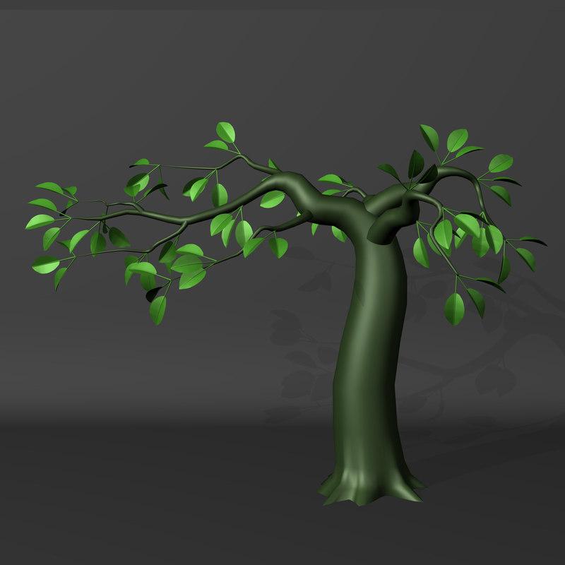 3d max plant plants
