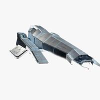max spaceship 2