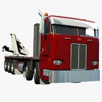 352 crane 3d model