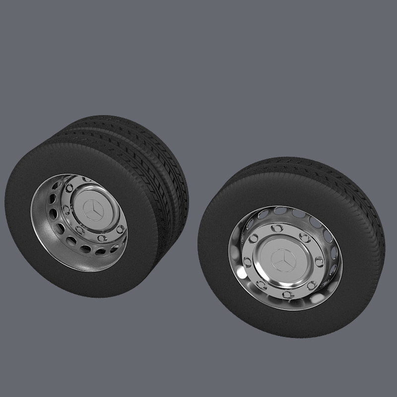 b Bus Heavy truck car wheel tyre tire  frame pair front back vehicle disk 0001.jpg