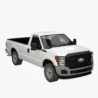 Ford Super Duty Regular Cab
