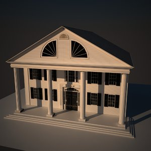 max house marble columns