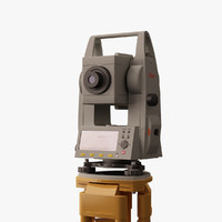 Leica TC 407 Total Station