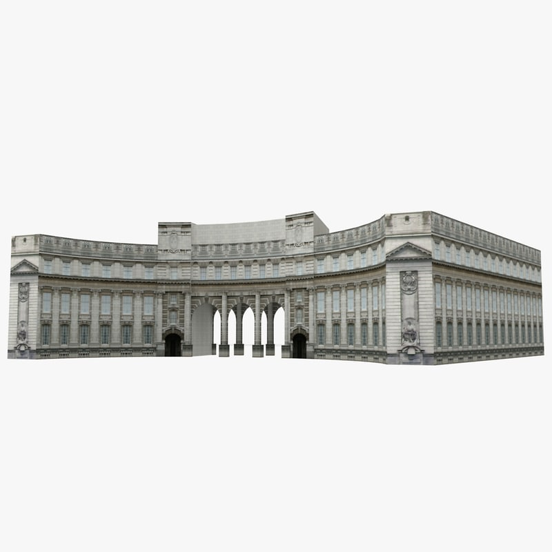 3d admiralty arch