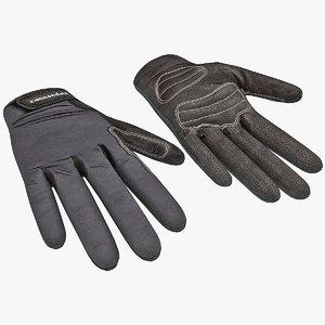 3d cannondale gloves