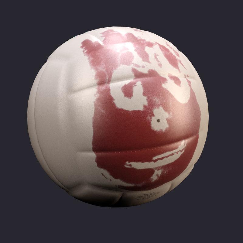 3dsmax ball mr wilson