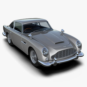 3ds aston martin db5