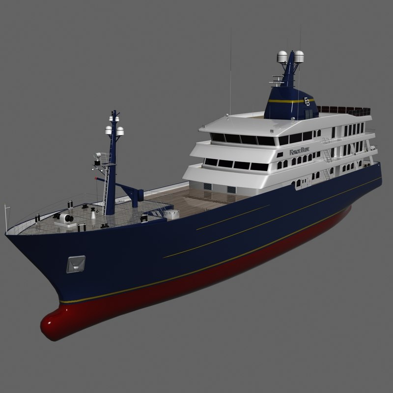 max luxury motor yacht force