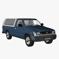 Toyota Hilux Hardtop