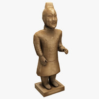 China Terracotta Warrior 2