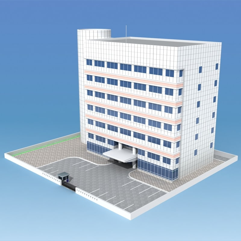 max corporate office building