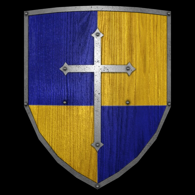 fine knight shield max