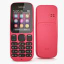 Nokia 101 3D models
