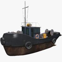 tug boat max