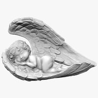 Angel Statuette