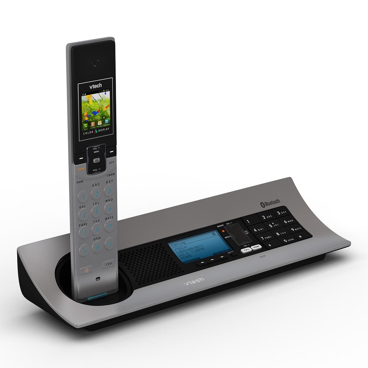 vtech ls5145 phone bluetooth 3d max