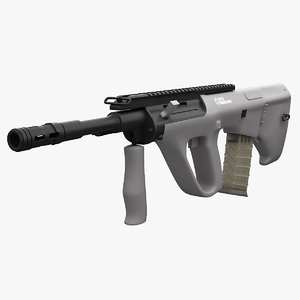 3ds steyr aug a3