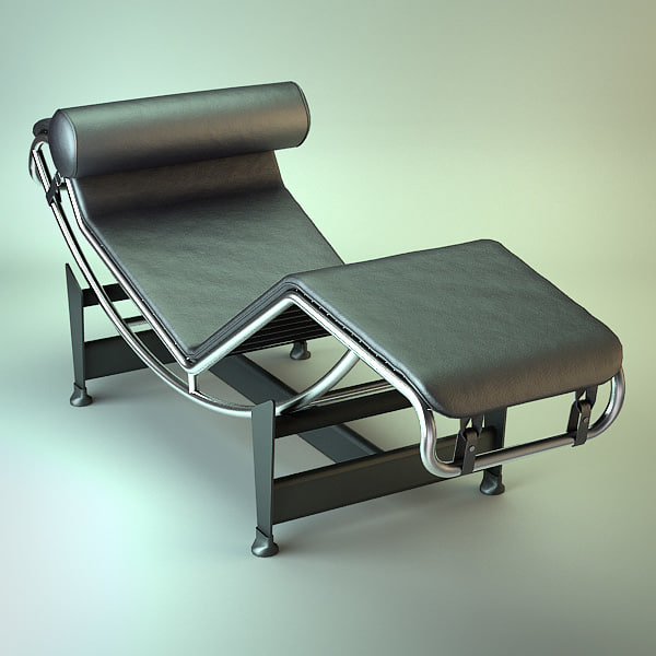 3d model standard v-ray chrome
