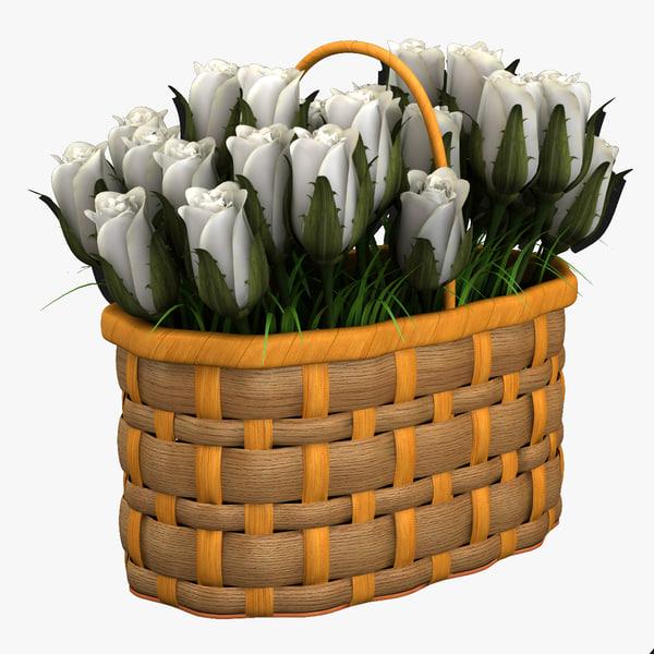 3d bouquet v3