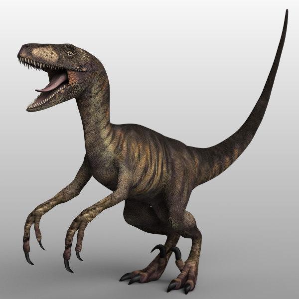dinosaur velociraptor max