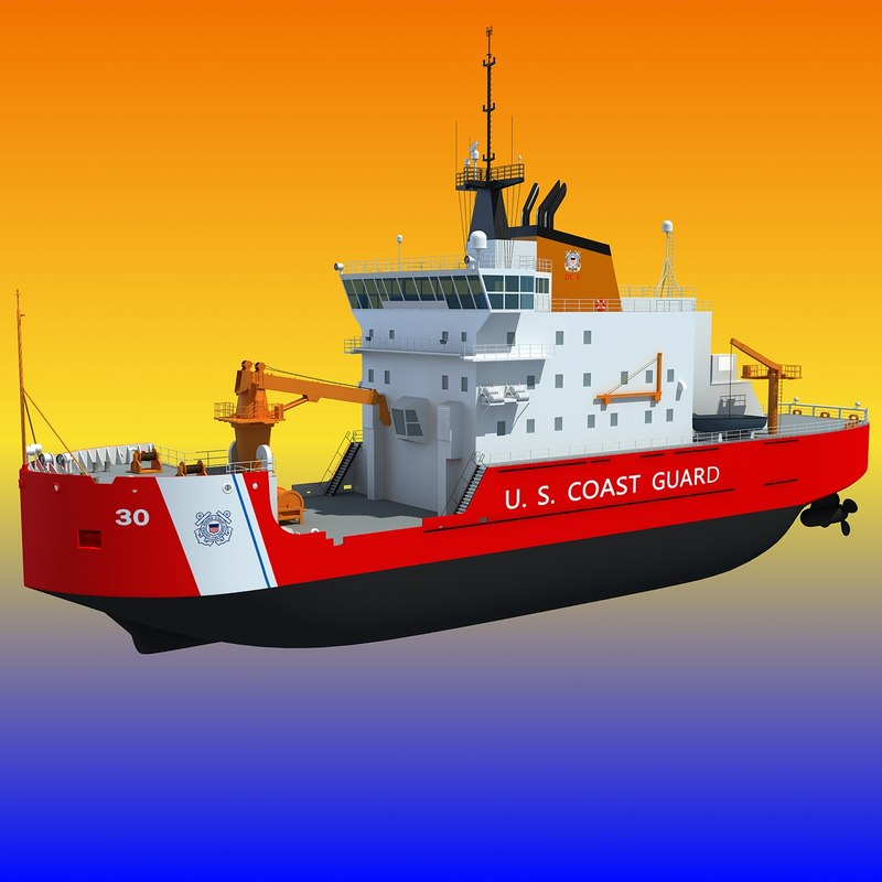 coast guard icebreaker mackinaw max