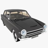 Classic Car (sixties) 3