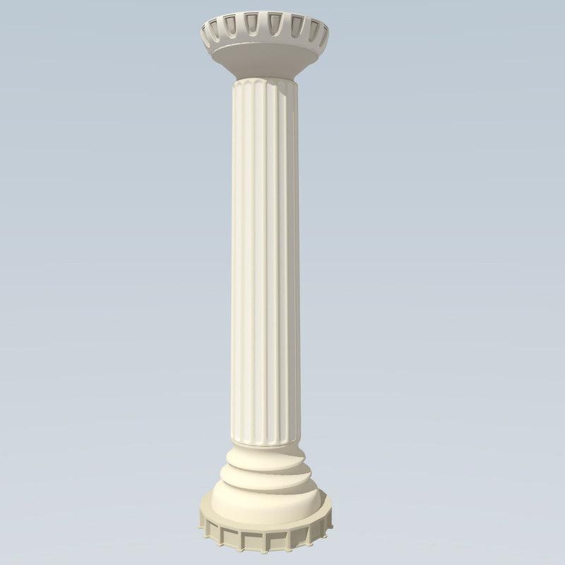 max freestyle pillar