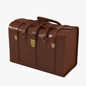 3ds max trunk bag