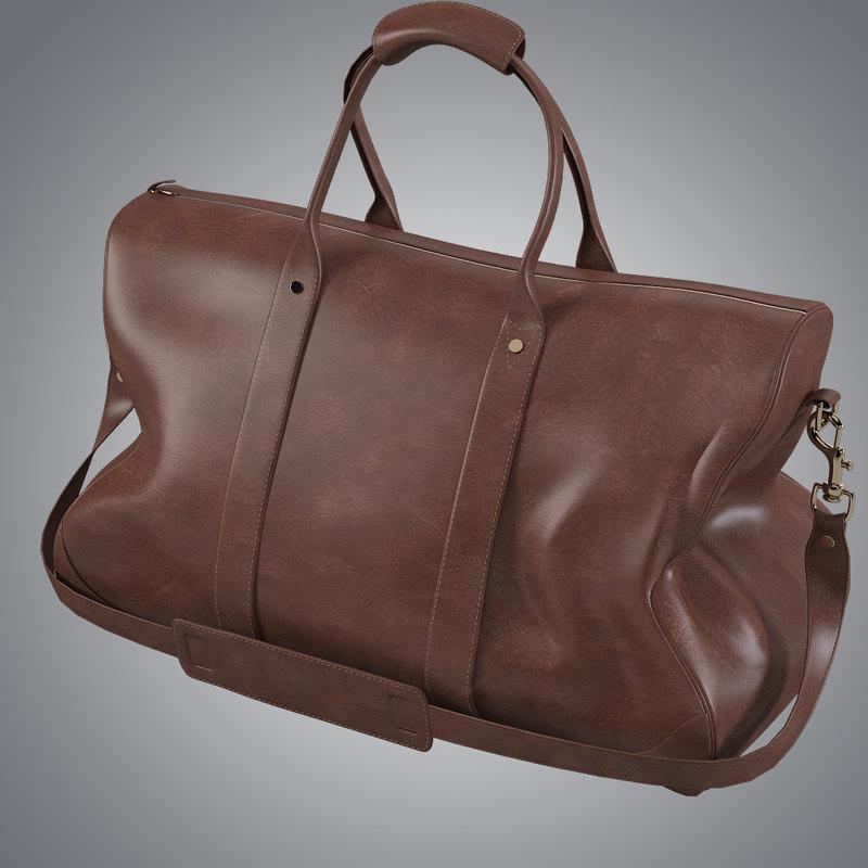3D Bag Models   TurboSquid d7423a1c42