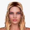 Nicole (European Woman) No Rig