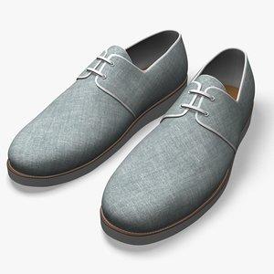 grafton shoes 3d lw