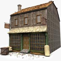 max vintage old shop