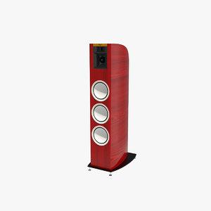 floor speakers max