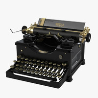 Royal Vintage Typewriter