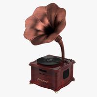 3ds phonograph gramaphone