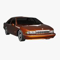 Chevy Caprice Classic 1993