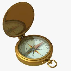 vintage compass 3ds