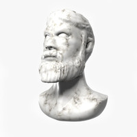 Old Marble Bust