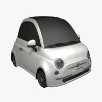 Fiat Cinquecento Toon CarCar