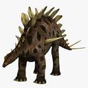 Chungkingosaurus 3D models