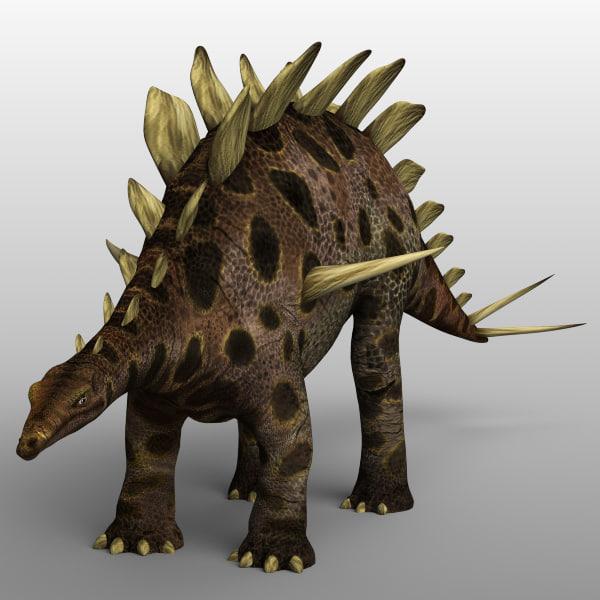 3ds max chungkingosaurus