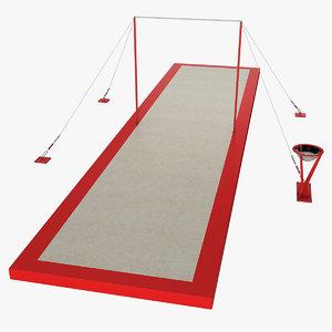 lwo gymnastics horizontal bar