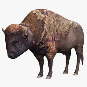 3ds bison